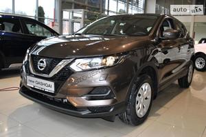 Nissan Qashqai New FL 1.6dCi CVT (130 л.с.) 2WD Visia