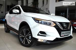 Nissan Qashqai New FL 1.6dCi CVT (130 л.с.) 2WD Tekna Bose+Nappa