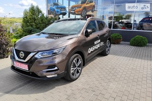Nissan Qashqai New FL 1.6dCi CVT (130 л.с.) 2WD Tekna Bose+Nappa+Safety Plus