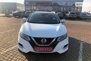 Nissan Qashqai New FL 1.6dCi CVT (130 л.с.) 2WD Tekna Safety Plus