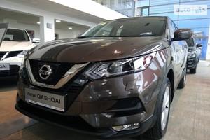 Nissan Qashqai New FL 1.2 DIG-T MT (115 л.с.) 2WD Acenta Parking