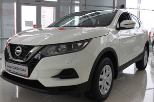 Nissan Qashqai New FL 1.2 DIG-T MT (115 л.с.) 2WD Individual