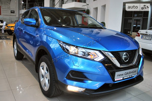 Nissan Qashqai New FL 1.2 DIG-T CVT (115 л.с.) 2WD Acenta Safety