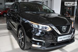 Nissan Qashqai New FL 1.6dCi CVT (130 л.с.) 2WD Tekna Bose