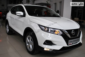 Nissan Qashqai New FL 1.6dCi CVT (130 л.с.) 2WD Acenta Safety+Navi