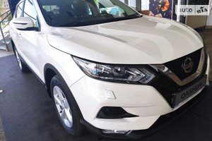 Nissan Qashqai New FL 1.6dCi CVT (130 л.с.) 2WD Acenta Safety
