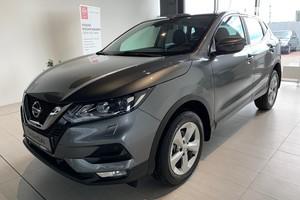 Nissan Qashqai New FL 1.6dCi CVT (130 л.с.) 2WD Acenta Parking