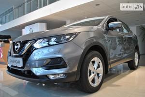 Nissan Qashqai New FL 1.2 DIG-T CVT (115 л.с.) 2WD Acenta