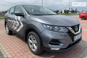Nissan Qashqai New FL 2.0 CVT (144 л.с.) 2WD Acenta Safety+Navi