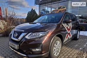 Nissan X-Trail New FL 2.0 CVT (144 л.с.) 4WD Acenta Navi