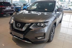 Nissan X-Trail New FL 2.0 CVT (144 л.с.) N-Connecta