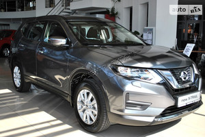 Nissan X-Trail New FL 1.6dCi MT (130 л.с.) 4WD  Visia