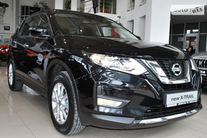 Nissan X-Trail New FL 1.6dCi MT (130 л.с.) 4WD  Acenta