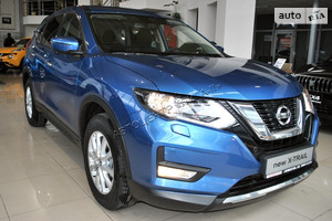 Nissan X-Trail New FL 2.0 CVT (144 л.с.) 4WD Acenta Navi
