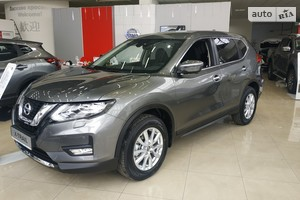 Nissan X-Trail New FL 2.5 CVT (171 л.с.) 4WD Acenta Navi