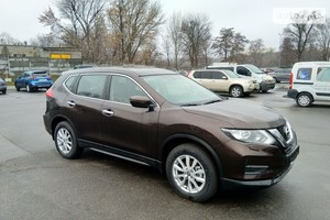 Nissan X-Trail New FL 2.0 MT (144 л.с.) Visia