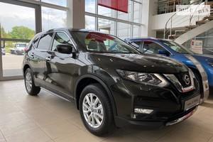 Nissan X-Trail New FL 2.0 CVT (144 л.с.) Acenta