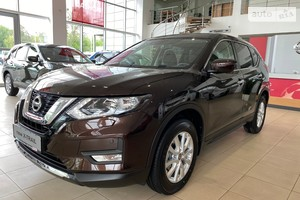 Nissan X-Trail New FL 1.6dCi MCVT (130 л.с.) Acenta
