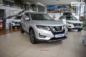 Nissan X-Trail New FL 1.6dCi CVT (130 л.с.) Tekna