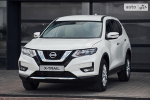 Nissan X-Trail New FL 1.6dCi MT (130 л.с.) 4WD  Acenta