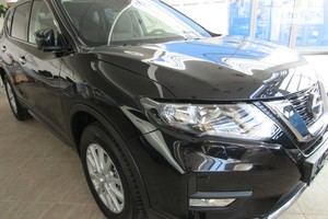 Nissan X-Trail New FL 2.0 CVT (144 л.с.) Acenta