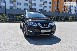Nissan X-Trail New FL 2.5 CVT (171 л.с.) 4WD N-Connecta