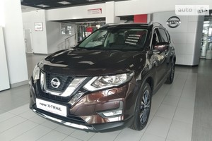 Nissan X-Trail New FL 1.6dCi CVT (130 л.с.) N-Connecta