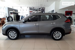 Nissan X-Trail New FL 2.0 CVT (144 л.с.) 4WD Visia