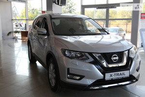 Nissan X-Trail New FL 1.6dCi CVT (130 л.с.) Acenta Navi