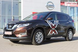 Nissan X-Trail New FL 1.6dCi CVT (130 л.с.) Acenta Navi