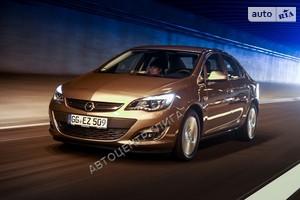 Opel Astra J 1.4Т АТ (140 л.с.) Individual