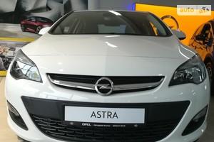 Opel Astra J 1.4Т АТ (140 л.с.) Enjoy