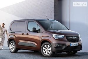 Opel Combo Cargo 1.6 HDi MT (92 л.с.) L1 (650) Essentia