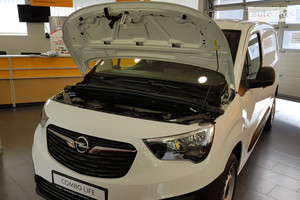 Opel Combo груз. 1.6D MT (105 л.с.) L1H1 Standard