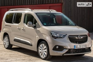 Opel Combo Life 1.5 BlueHDi AT (130 л.с.) L2 S/S 7s Innovation
