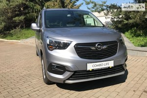 Opel Combo Life 1.5 BlueHDi AT (130 л.с.) L2 S/S Innovation