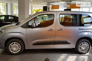 Opel Combo пасс. 1.5 BlueHDi MT (102 л.с.) Start/Stop Base
