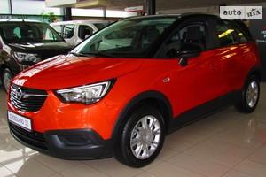 Opel Crossland X 1.2 MT (82 л.с.) Enjoy