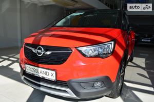 Opel Crossland X 1.2T AT (110 л.с.) Individual