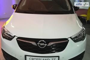 Opel Crossland X 1.2T AT (110 л.с.) Innovation