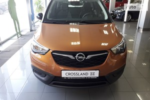 Opel Crossland X 1.2T AT (110 л.с.) Enjoy