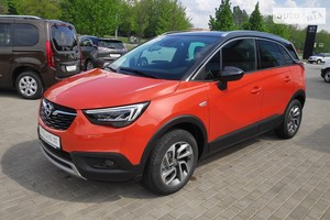 Opel Crossland X 1.2T AT (110 л.с.) Innovation