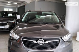 Opel Crossland X 1.2 MT (82 л.с.) Enjoy