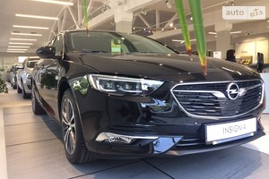 Opel Insignia Grand Sport 2.0D AT (170 л.с.) Start/Stop Innovation