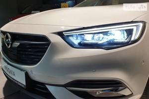 Opel Insignia Grand Sport 2.0D AT (170 л.с.) Start/Stop Innovation Navi
