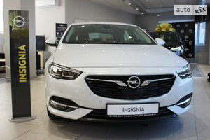 Opel Insignia Grand Sport 2.0D AT (170 л.с.) Start/Stop Innovation