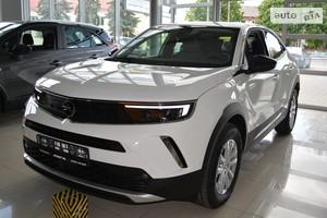 Opel Mokka 1.2T Direct Injection MT (100 л.с.) Elegance