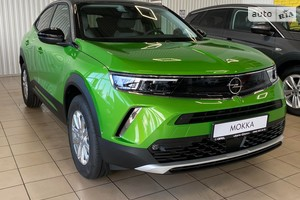 Opel Mokka 1.2 PureTech AT (130 л.с.) Elegance