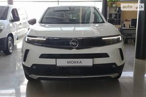 Opel Mokka 1.2 PureTech MT (100 л.с.) Elegance