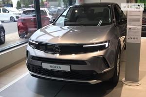 Opel Mokka 1.2T Direct Injection AT (130 л.с.) Elegance